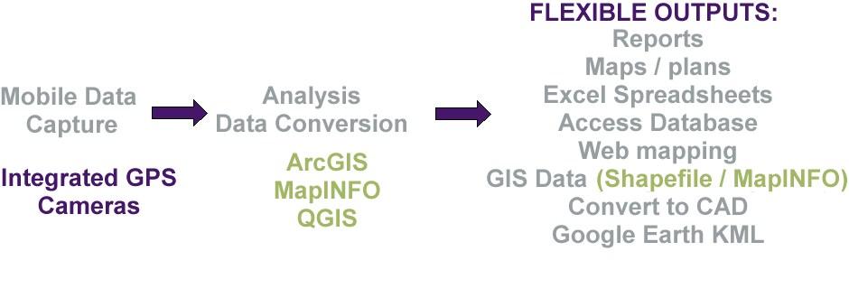 Mobile GIS, GIS Consultancy, ArcPAD, PocketGIS, DigiTerra, ESRI